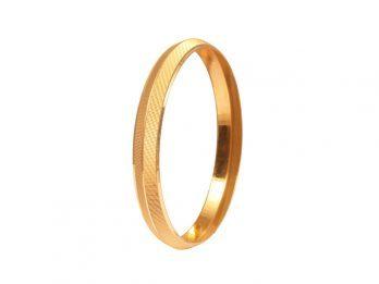 Gold Embossed Kada